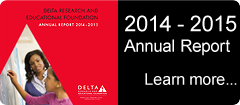 Delta 2014-2015 Annual Report - Learn more...