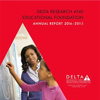 DREF Annual Report 2014 - 15