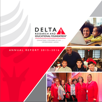 DREF Annual Report 2015 - 16
