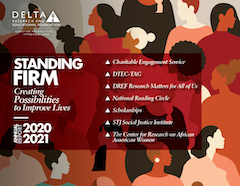 Delta 2016-2017 Annual Report - Learn more...