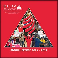 DREF Annual Report 2013 - 14