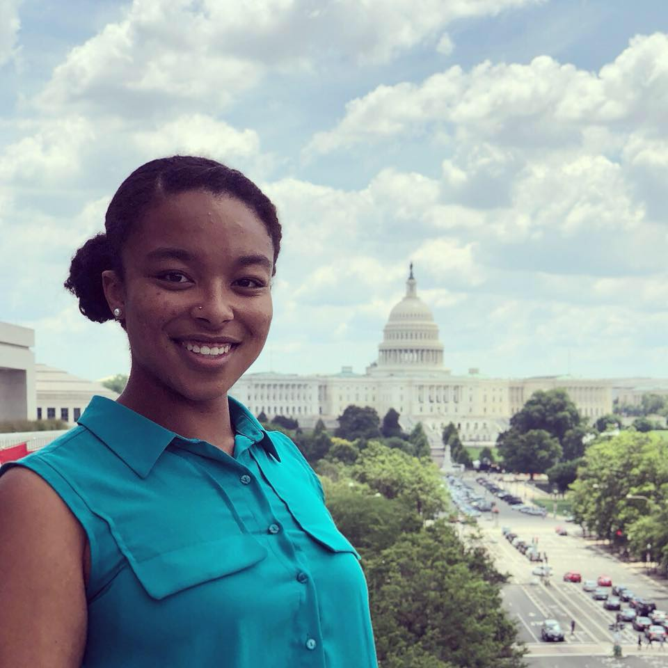 Bethune-Cookman Student Selected as 2019 STJ Intern