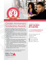 DREF to Award 50 Scholarships to Celebrate  50 Years of Giving