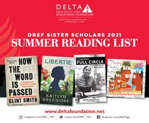DREF Sister Scholars Recommends its 2021 Summer Reading List
