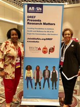 NIH Awards Second Year of Funding for DREF Research Matters Initiative