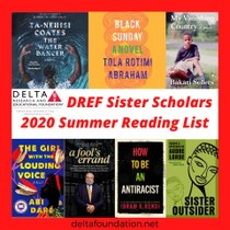 Summer is for Reading - DREF Sister Scholars Recommended Reading List