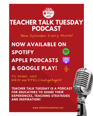 Teacher Talk Tuesday